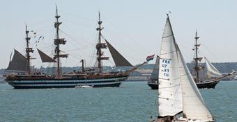 Szczecin zaprasza na finał The Tall Ships Races [transmisja]