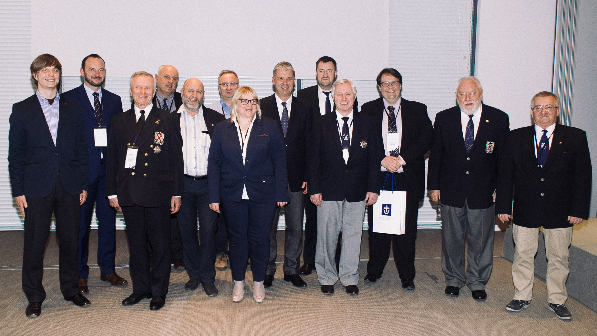 Członkowie nowego Zarządu PZŻ